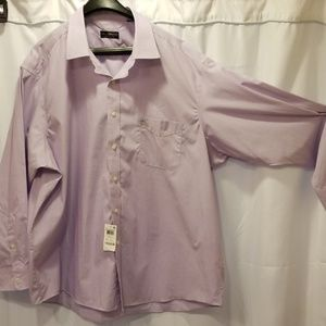 Club Room regular fit shirt Size 18.5